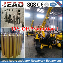Cheap Price China Ingersoll Rand Portable Mining Rock Auger Drilling Rig JBP100A