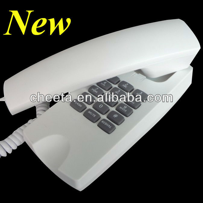 2013 wall pay telephone corded payphone