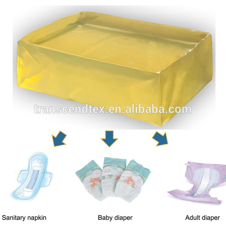Hig grade hot melt glue, hot melt adhesive for baby diaper,baby diaper glue