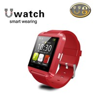 Winait hot sell factory OEM touch display smart phone watch with touch display and pedometer
