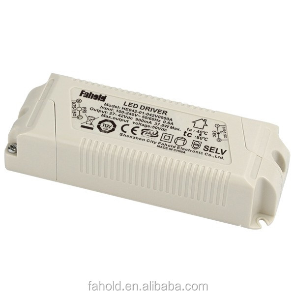Constant current led driver 5w/6w/7w/8w/9w/10w 300ma Waterproof LED Power supply