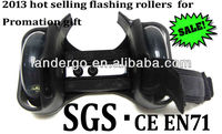Heels on Wheels Skate, Flashing Roller Shoes(CE EN71 approved)