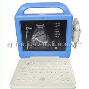 Veterinary Used Portable Ultrasound Machine