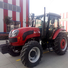 Gold Dafeng manufacturer farming four wheeled drive tractor