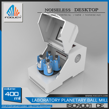 0.1um Micronizing Mill Planetary Ball Mill Lab Grinder for Sale