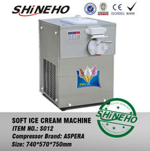 S012 wholesale ice cream containers/ice cream cone/ice cream machine