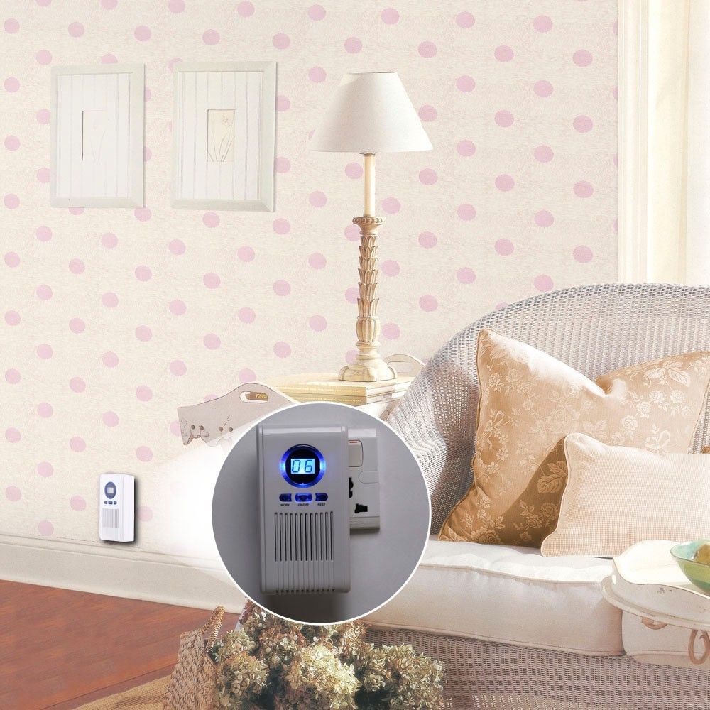 Mini ozone generator sanitizer AC100~240v Ozone air for household
