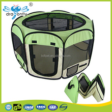Folding Pet Playpen / Dog Playpen with Eight Panels