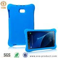 Protective shockproof rubber bumper case cover for samsung galaxy tab a 10.1