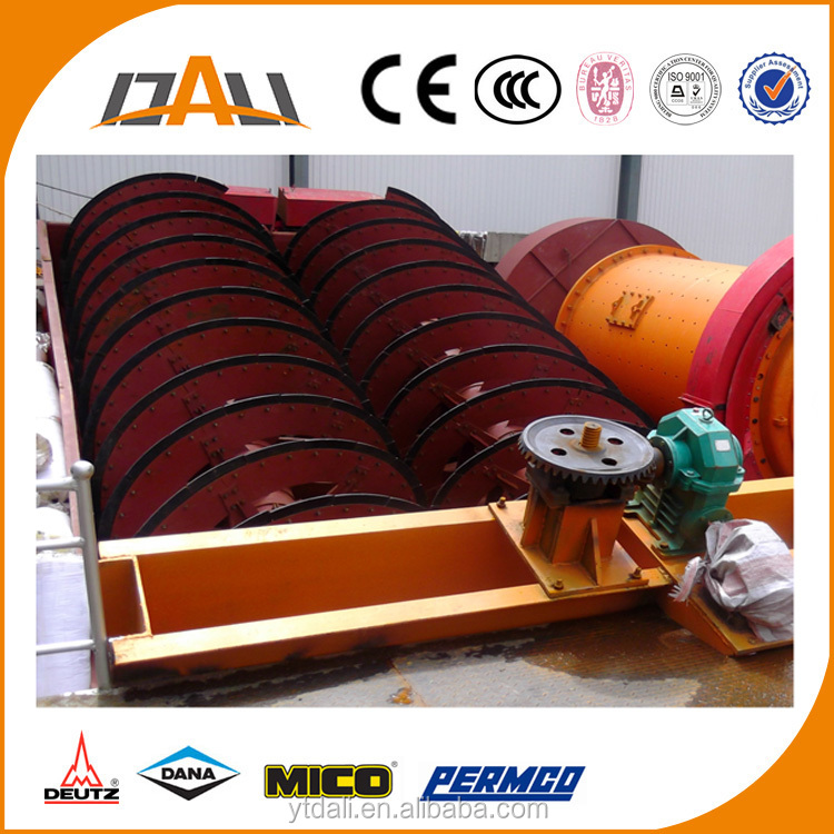concentrating spiral classifier, concentrating spiral classifier cost