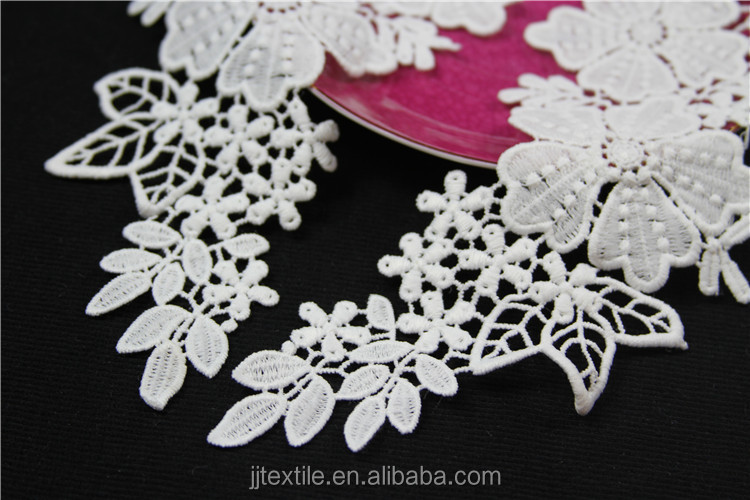 cotton neck lace decoration neck trim