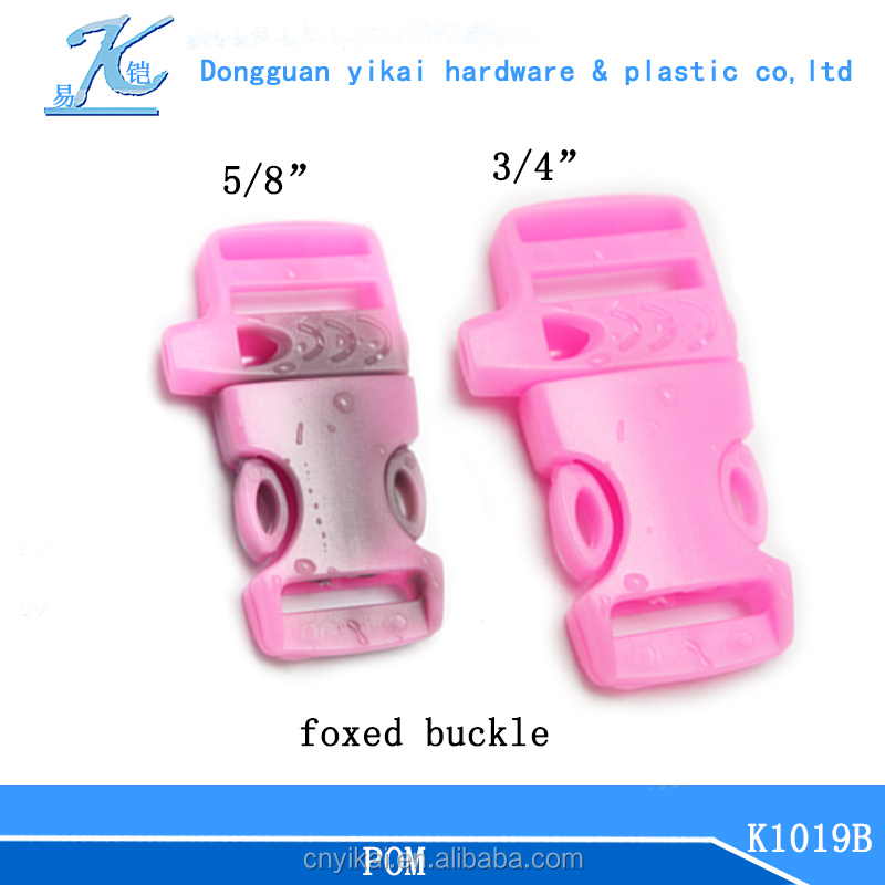 hoe sale 16mm plastic buckle,buckle palstic ,bag accessories