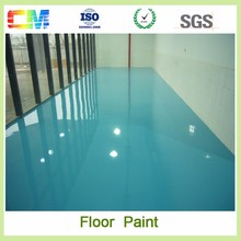 High performance waterproof anti slip floor paint for warehouse floor coating
