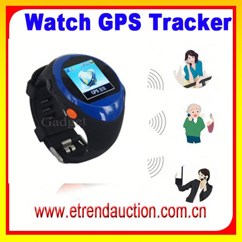 Watch GPS Tracker Waterproof Anywhere GPS Tracker GPS Watch Tracker For Senior