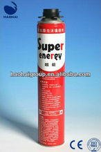 Fire Proof Construction Seal Insulation Spray Polyurethane Foam