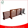 Custom Designer Dog Gate n Shape Crate for Small to Medium Size Dogs