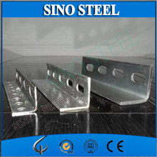 steel 45 degree angle iron/bulb angle steel/steel slotted angle China manufacturer