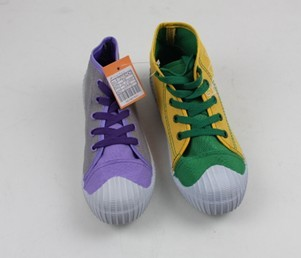 children new style canvas shoes