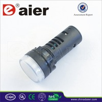 22mm bi-color led indication lamp AD16-22B1