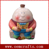 Popular OEM collectible clown figurines