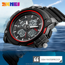 Well designed men plastic chrono clock indian fastrack products