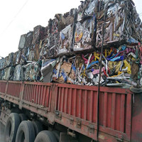 Factory Supply Ferrous Steel Scrap Hms