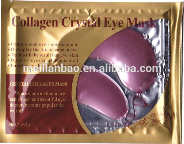 2015 wholesale black sleep eye mask collagen eye mask for <strong>beauty</strong>