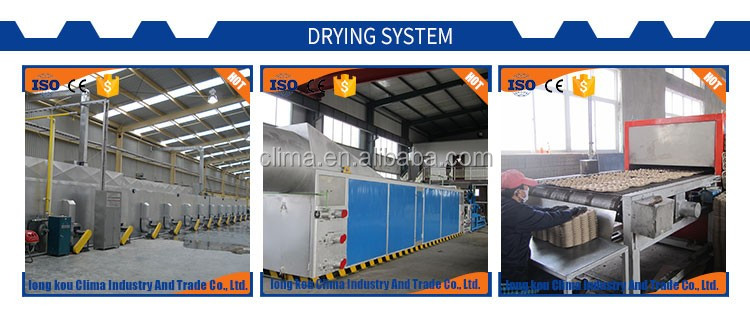 small Paper industry tray egg tray egg box production line