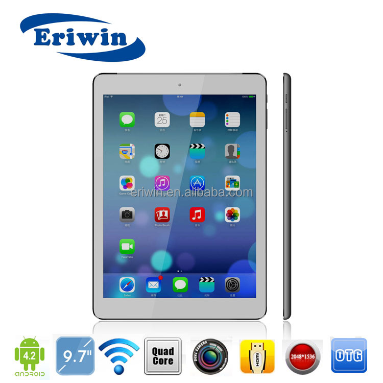 2016 hot selling products ZX-MD9714 9.7 inch <strong>tablet</strong> Capacitive touch screen android <strong>tablet</strong> made in Shenzhen