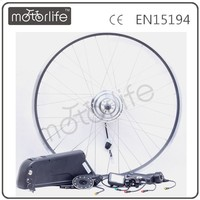 MOTORLIFE 2015 CE/Rohs approval 36v design electric tricycle motor kit, voltage dc motor kit