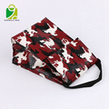 Durable Reusable Thermal Cube Tote Bag Food Delivery Cooler Bag