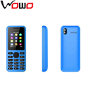 Cheap 2G Mobile Phone 1.77inch Feature Mobile Phone GSM850/900/1800/1900 Quad Band Dual SIM Mobile 130