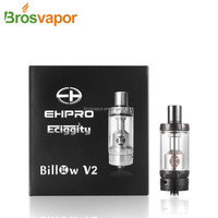 Authentic atomizer EHpro billow v2 rta tank atomizer billow ehpro fit for Ehpro SPD A5 box mod