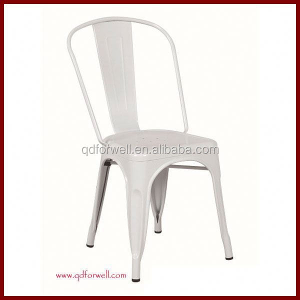 Dining chairs white plastic bistro chair for party and for White plastic dining chair