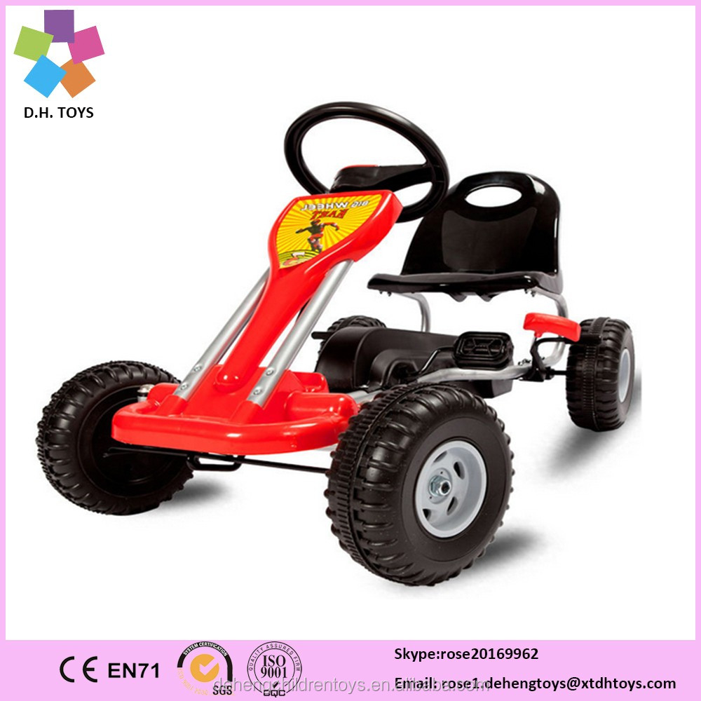 Children's toy car,kids pedal go kart,children sport racing pedal car toy