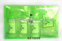PVC Bag Bath Gift Set german skin care products