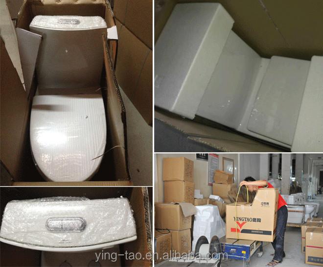 One Piece Toilet Cupc Sanitary Toilet Seat One Piece