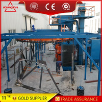 Continuous Hooks Shot Blasting Machine