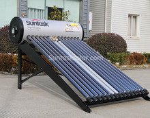 Suntask Stainless steel 316 pressurized solar water heater