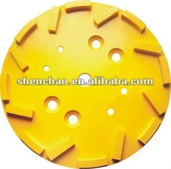 Top Quality PCD Cup Wheel