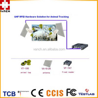 VANCH Long Range RFID animal/Cattle/Sheep tracking