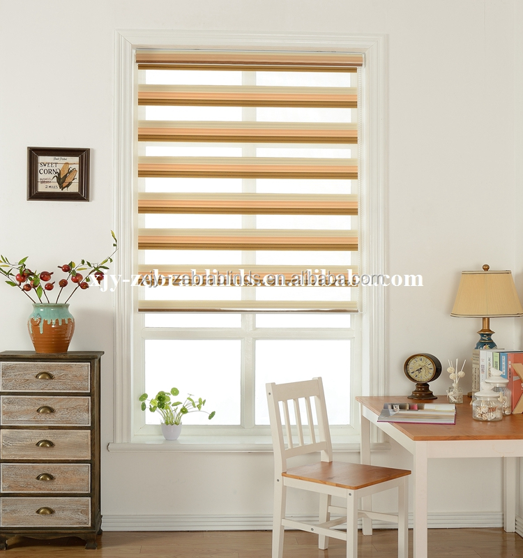 Best selling top quality window roller zebra blinds buy for Best quality windows