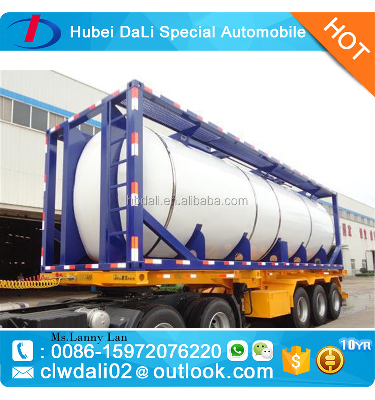 lpg container trailer used iso tanks iso tank container for transport
