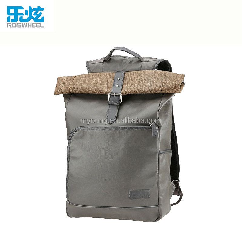 Roswheel New Design High Quality 15L Top Roll Laptop Backpack Bags
