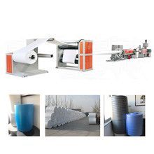 Plastic Extruders Machine For Disposable Foam Plates