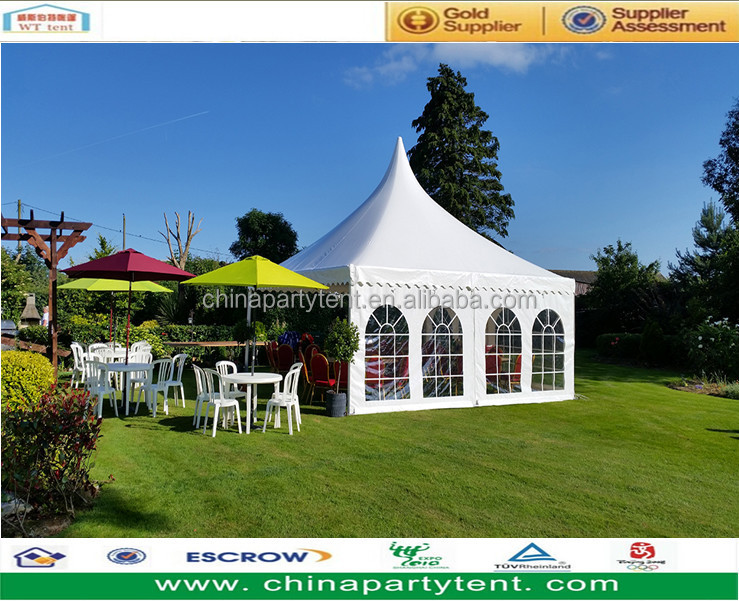 pagoda wedding/event/party/garden tent/marquee/canopy
