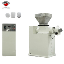 Efficient Hotel Soap Extruder Plodder Extruding Machine For Toilet,Hotel,Handmade,Liquid Soap