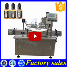 Brand new technology 30ml ecig oil filler and capper, 10ml e-cig bottling capping machine