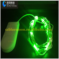 white color light up christmas socks copper wire ultra thin wire CR2032 battery operated