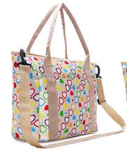 new recycle tote mummy diaper bag